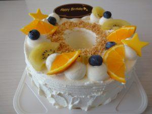 バースデーケーキ(お誕生日ケーキ) つくば市のケーキ屋RIBBON
