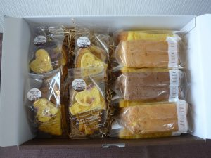 シフォンケーキと焼き菓子の詰め合わせセット