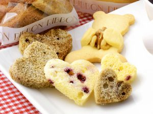 焼き菓子(クッキー&ラスク) つくば市のケーキ屋RIBBON